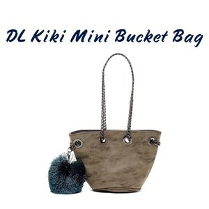 NWT Deux Lux Kiki Mini Bucket Bag